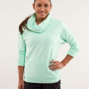 Lululemon Rest Day Cowl Neck Pullover Sz 8/10